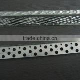 Angle Bead, Made of Expanded Wire Mesh, Suitable for Plastering of Walls in Construction