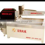 CNC water Jet Cutting Machine/ water jet cutting machine / cutting machine for ceramic tile