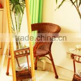 Wholesale factory direct cheap plastic framed decorative stand for floor dressing mirror