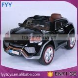 Hot wholesale Kids 12V Electric Power Wheels Ride On Car with 2.4G RC Radio & MP3