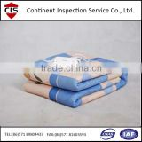 Electric mattress pad / Electric blanket / Heat Blankets Quality Inspection / Preshipment inspection service