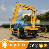 Chinese Mini Mobile Crane Price Tyre Mounted Crane