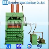 hydraulic cotton baling press machine with 30ton pressure