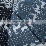 high quality digital printing chiffon fabric 100% polyester fabric
