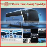 2015 super-luxury inter-city coach bus with 33+1 VIP seats (HENGTONG brand)                                                                         Quality Choice