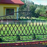 High class fence for villa