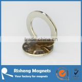 thin magnetic radial magnetization ring magnet