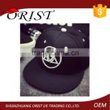 Unisex Gender Custom Snap Back Hat/ Hip Hop Flat Bill Style Cap/Accept Trade Assurance Cap Manufacturers