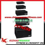 Crossfit And Fitness Training Foam Soft Plyo Box Set in Red color