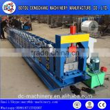 hot sale automatic seamless gutter metal roofing roll forming machine
