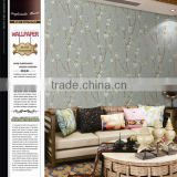 cheap wallpaper factory with high quality wallpaper
