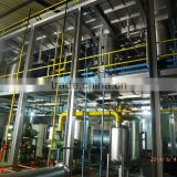 Molecular distillation waste lube oil recycle plant Regeneration production line