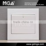10A intermediate lighting switch / types of electrical wall switches