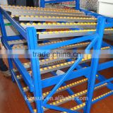 Guangzhou Cold Steel Carton Flow Rack Systems For Conveyor Carton / Turn Box Units Picking