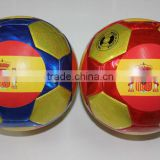 PVC leather american footballs
