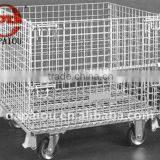 Foldable Roll Storage Cage