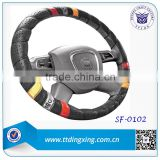 2014 new car accessories products chrome wire wheel covers from manufacture