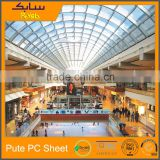 2016 cheap building materials lexan skylight daylighting system cellular polycarbonate sheet