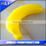 keep fresh plastic banana shape storage box