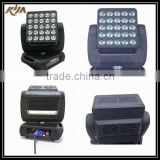 Guangzhou stage effects high quality matrix moving head light