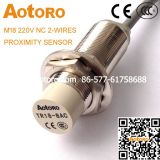 inductance electric sensor TR18-8AC 220V 2-wires cylinder proximity switch quality guaranteed
