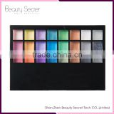 Make up cosmetics wholesale cheap naked glitter eye shadow eyeliner oem custom 32 color eyeshadow palette