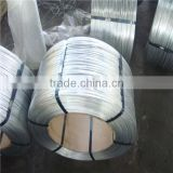 2.38mm 3.58mm ASTM B498 Galvanized steel core wire for use in ACSR for making Power Cable