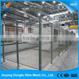 china wholesale high quality steel fences wrapping machines