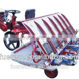 Ride-type rice transplanter