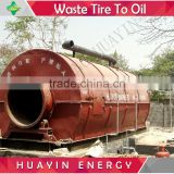 Waste Motor Oil To Diesel Distillation Machine