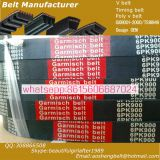 Hyundai  poly v belt/fan belt/transmission belt OEM57170-2D101 original quality poor price  pk belt 3PK675