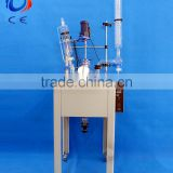 50l Single mixing glass continous stirred reactor