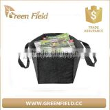Alibaba Wholesale household graphite felt magazine storage basket