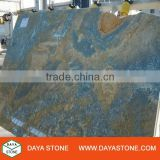 Iran Polished Golden Blue Onyx slabs / onyx stone slabs