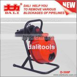 Mini Rooter Drum sewer drain cleaning machine for sale