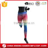 2017 Cheap High Quality New Products Wholesale Sportswear Brand Name Fitness Leggings Sexy