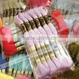 100% Egyptian Cotton egyptian cotton thread mercerized crochet Royalbroderie Cross Stitch Thread