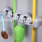 Multi-purpose Wall Rack Magic Broom Mop Tool Holder