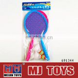 Hot children plasitc tennis racket toy factory