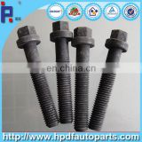 Dongfeng truck spare parts 6CT Cylinder Head Bolt C3917729 for 6CT diesel engine