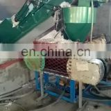 Plastic pelletizing machine production process recycle plastic granules making machine price