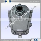 Group3 type 70004 high rpm gearbox for agricultural machinery