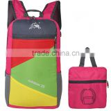 Foldable Camping Outdoor Travel Biking School Air Travelling Carry on Backpacking