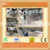 2014 mini fried instant noodle production line