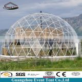 22m diameter geodesic dome tent house for shelter,carpas domo para refugio