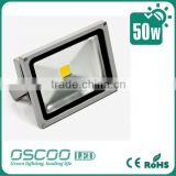 2014 high power super bright led flood light with 50W led projector for facade lighting replace 400 watt led flood light