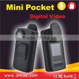 HD Police Body Worn Camera Battery For 9 Hours Recording