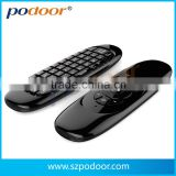 Air mouse PC-100 Rechargeable Wireless Air Fly Mouse and keyboard combo for android tv box PC-100