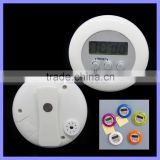 5 Color In Stock Yellow/Orange/White/Blue/Purple Factory Price Electronic Round Count Down Timer