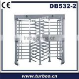 Stainless Steel Full Height Turnstile With TCP/IP Surport With high quality and resonable price and CE certificate